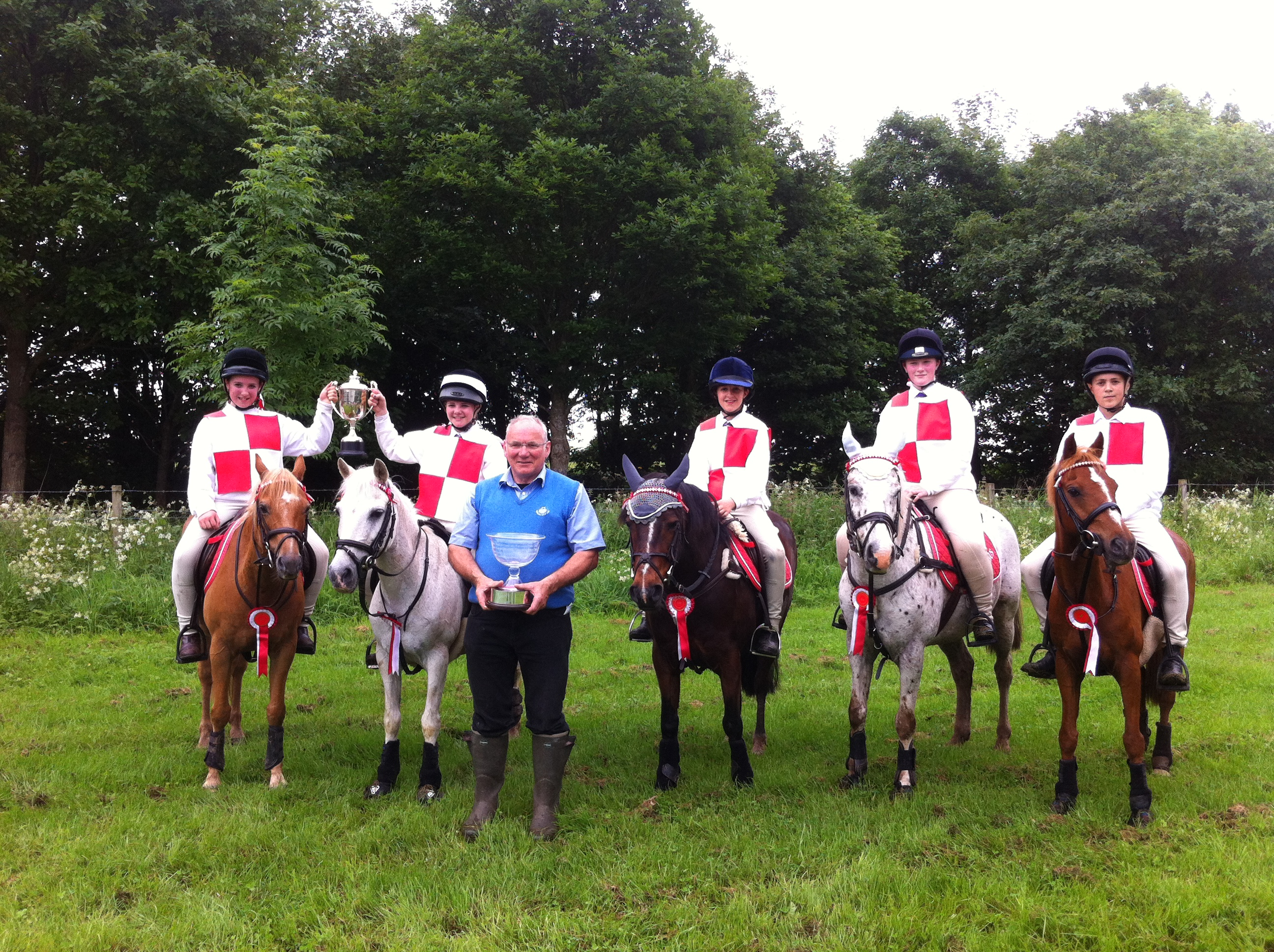 Mounted Games 187 Angus