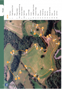 PC90 Course Map