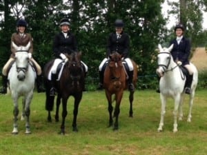 Area dressage july 2016