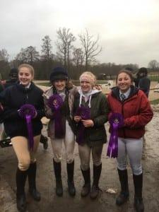 Girls at Felbridge 180213