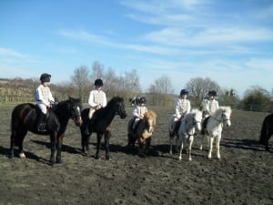 2nd place Mounted Games March 2015