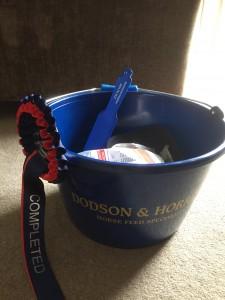 blenheim bucket