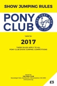 2017 Show Jumping Rule Book