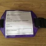 PC Medical Armband