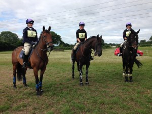 Open Eventing Team 1
