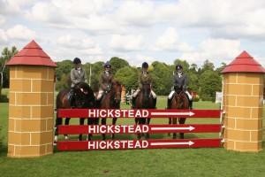 Team at Hickstead