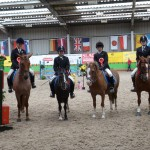 Junior Team Area Show Jumping