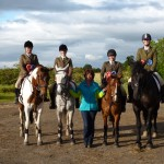 Intermediate Team Area Show Jumping