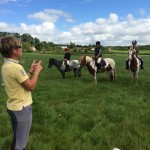 General rallies - riding instruction