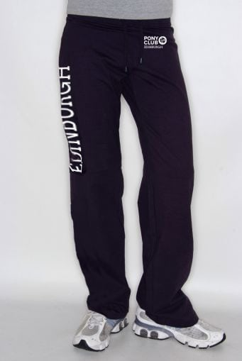Joggers front on new position