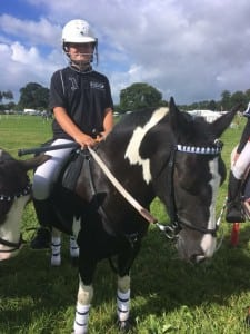 Here is EHNPC member Xanthe Goodman at the PC Championships 2017. Xanthe's Area team was placed 4th in the Polocrosse, they were fantastic to watch!