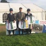 Intermediate Team Individual placings Danielle Bennett 6th, James Foxon 4th, Frankie Power 10th