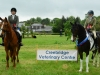 WH horse championship L-R - Reserve Izzy Miller-Smith; Champion Eden McCulloch