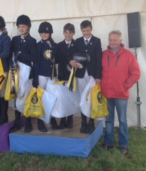Show Jumpers