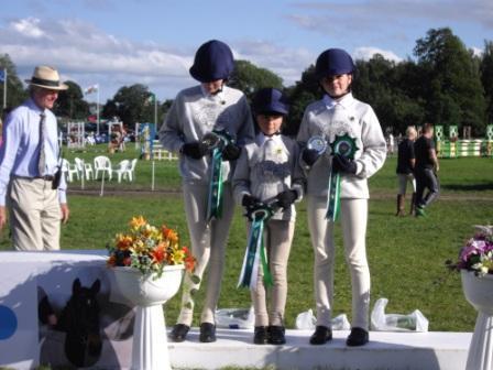 Horse & Pony Care Championships Aug12