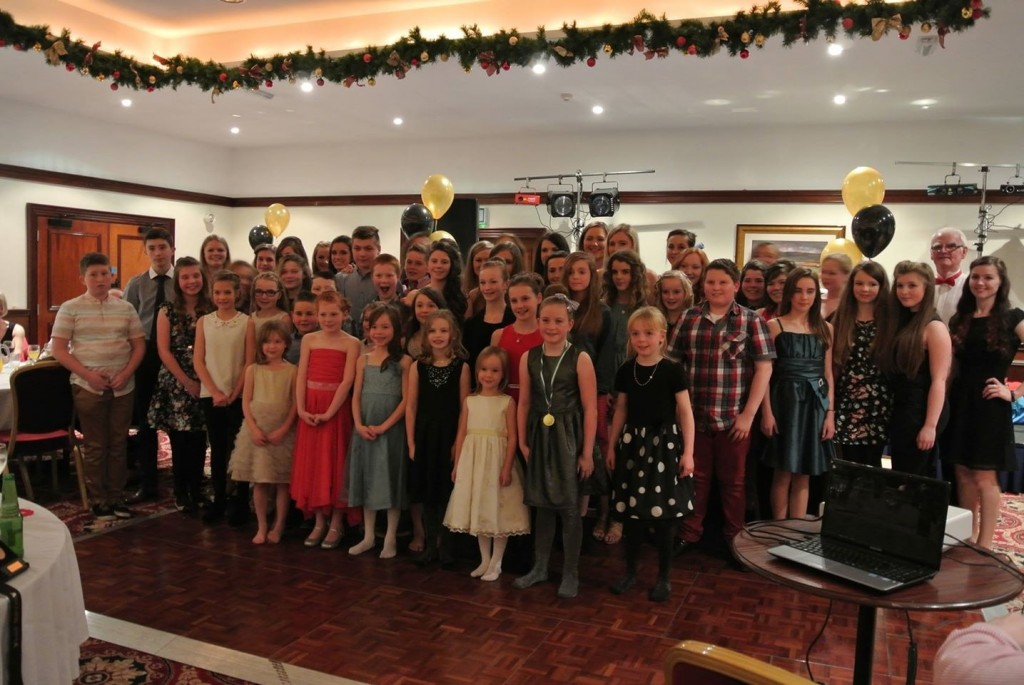 Annual Prize Night 30th November 2014 - Lots more photos and videos of our club activites on our FaceBook site