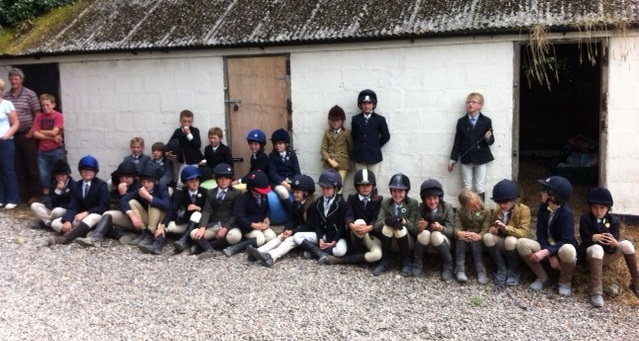 Chyverton Parc, Camp 2014, Prize-giving