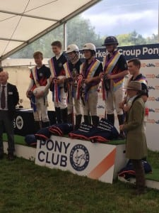 NWPC Polocross team are victorious at the Championships!