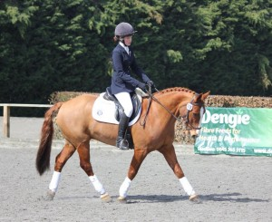 Dengie Dressage Success