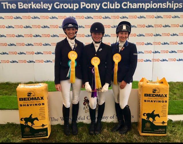 Pony Club Champs Cholmondeley