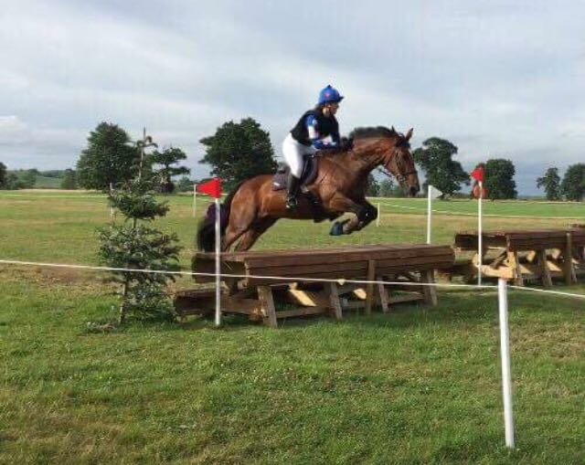 South Shropshire PC at Area 7 Eventing 2017