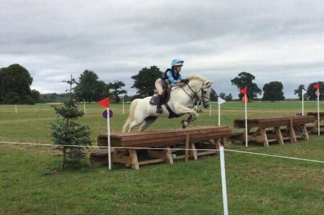 Sount Shropshire Pony Club at Area 7 Eventing 2017