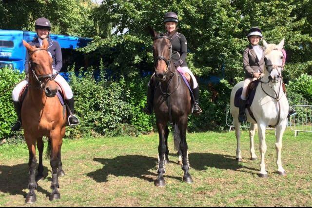 South Shropshire Pony Club at Shrewsbury Flower Show 2017
