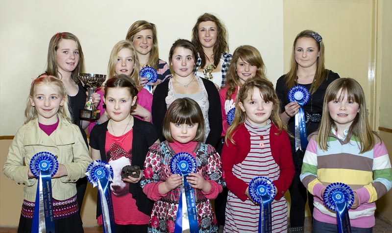 Stewartry Pony Club Awards for 2010