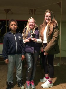 Bubs Award at Pony Club