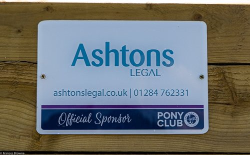 Fence 1- Kindly Sponsored by Ashtons Legal.