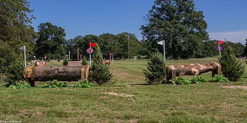 Fence 3-Kindly sponsored by AJW Equestrian