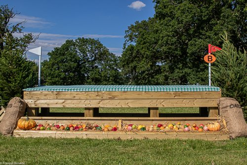 Fence 10 & 11 -Kindly sponsored by Thomas Ridley Foodservice