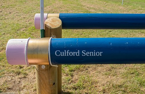 Fence 18 -Kindly sponsored by Culford School
