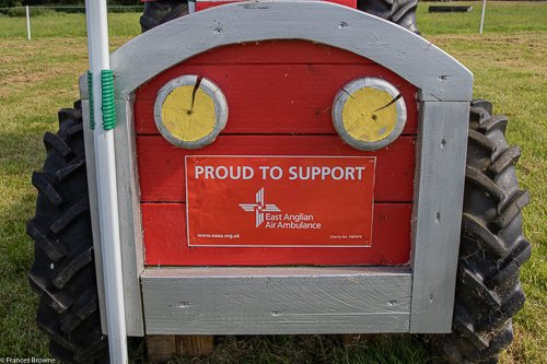 Fence 20 -Supporting The East Anglian  Air Ambulance