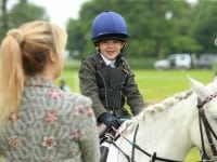 Fantastic performances in the Pony Club Pony