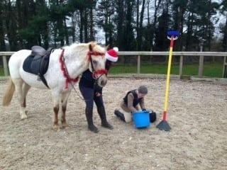 VWH Christmas rally rectory farm