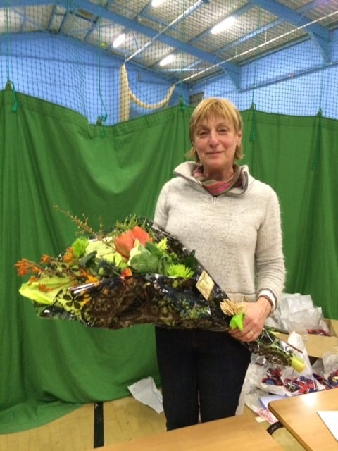 Sue Gilling thank you for all your hard work organising the tri and tet teams for so many years!