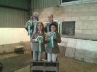VWH Well done team VWH Stars, Heidi, Hanni, Tilda & Mahoney. Two 3rds at todays Syston PC team SJ