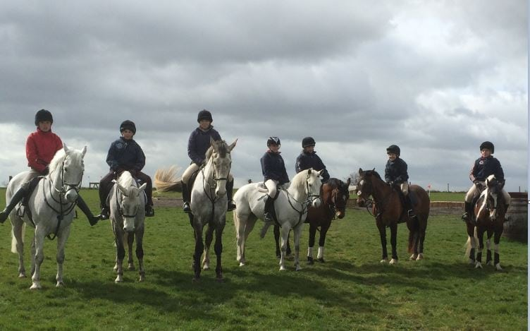 vwh rally This is Albi Tufnell, Mikey Olympitis, Pippa Wildern, Saffi Aiuto, Sian Croucher, Jess Baker and Danny Lane