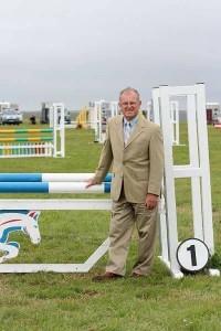 Richard Jeffery British Show Jumping Course Designer