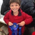 Harry Scott - Winner at Area 11 Tetrathlon