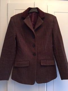 Brown Jacket 1